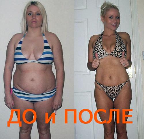 похудеть на 15 кг за 3 месяца