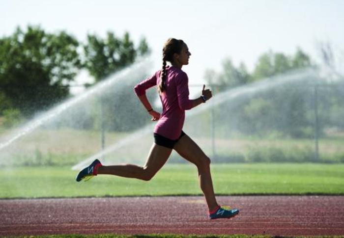 делаем бег чтобы похудеть
