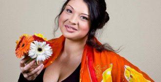 Инна Воловичева начала худеть