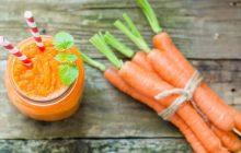 Морковный разгрузочный день