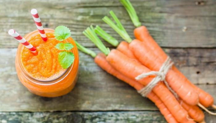 Морковный разгрузочный день: личный опыт