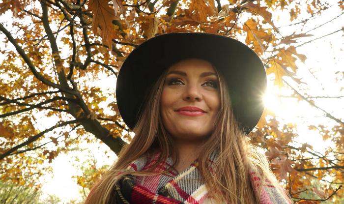 Осень: мода для полных