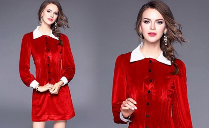 Вечерние платья: мода для худышек