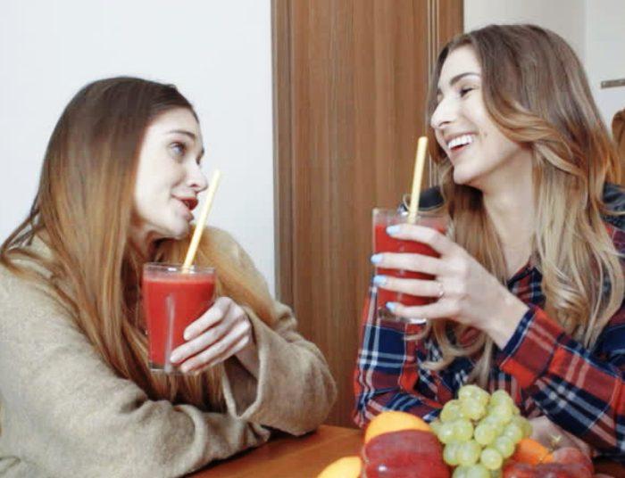 Питьевая диета: рецепты