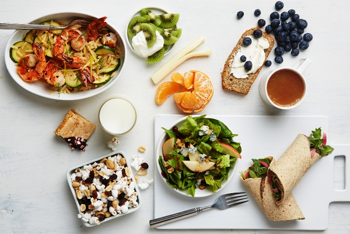 Как составить меню для похудения в домашних условиях?