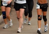 Что делать, если болят колени после бега?