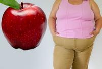 фигура яблоко как похудеть