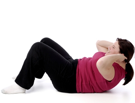 Фитнес для фигуры «Яблоко»