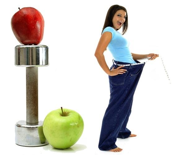 Упражнения для похудения типа фигуры «Яблоко»