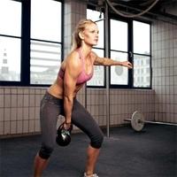 кроссфит упражнения для девушек
