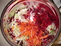 Как приготовить салат «Щетка» для похудения?