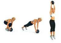 комплекс упражнений с медболом
