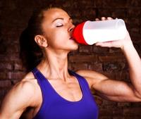 когда лучше пить протеин
