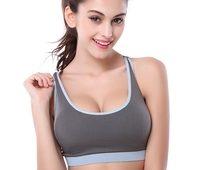 Спортивное белье, как правило, изготовлено из специальных дышащих материалов