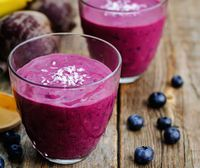 Смузи - это полезные и вкусные фруктовые и овощные коктейли для похудения