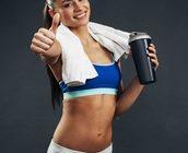 Гейнер – это белково-углеводная смесь для спортивного питания