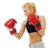 Как похудеть с помощью бокса девушке?