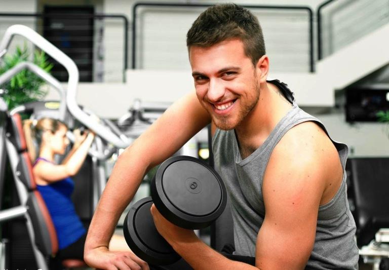 Как парень похудел на 41 кг за 8 месяцев
