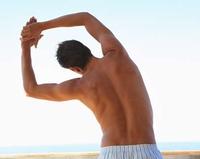 Как убрать растяжки на теле у мужчины?