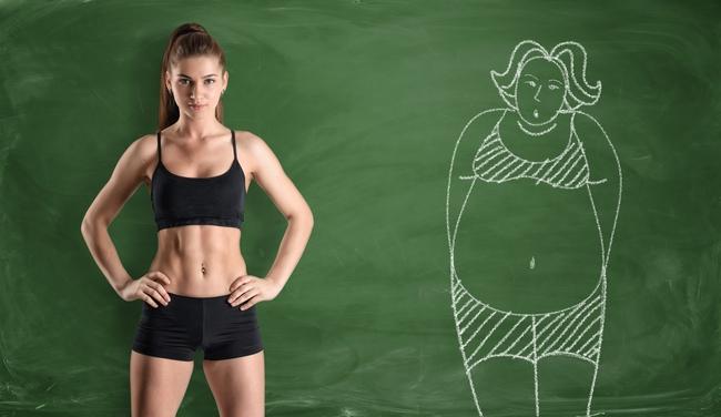Причины резкого быстрого набора веса у женщин