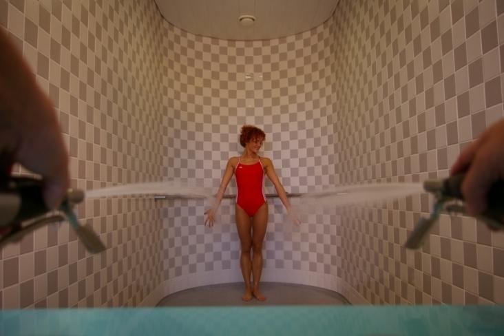 душ шарко для похудения и оздоровления организма