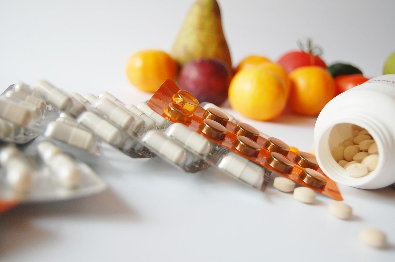 витамины для похудения помогут поддержать баланс в организме