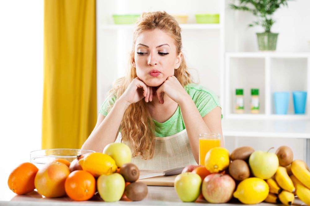 какие фрукты нельзя есть при похудении и какие разрешено