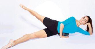 махи ногами для похудения варианты упражнения