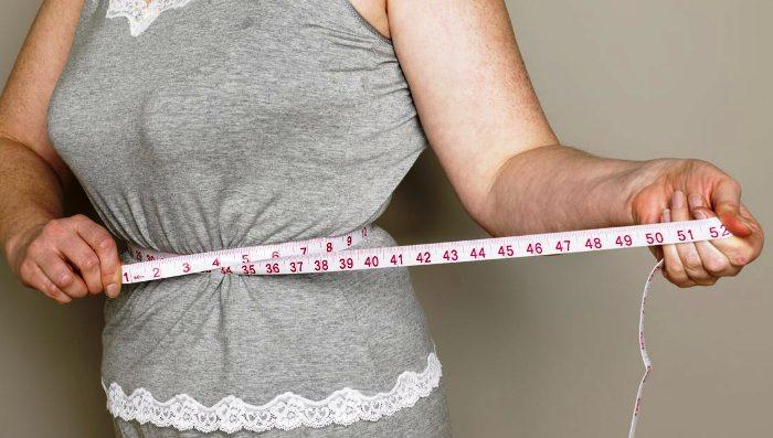 женщина сантиметр Можно ли похудеть не занимаясь спортом