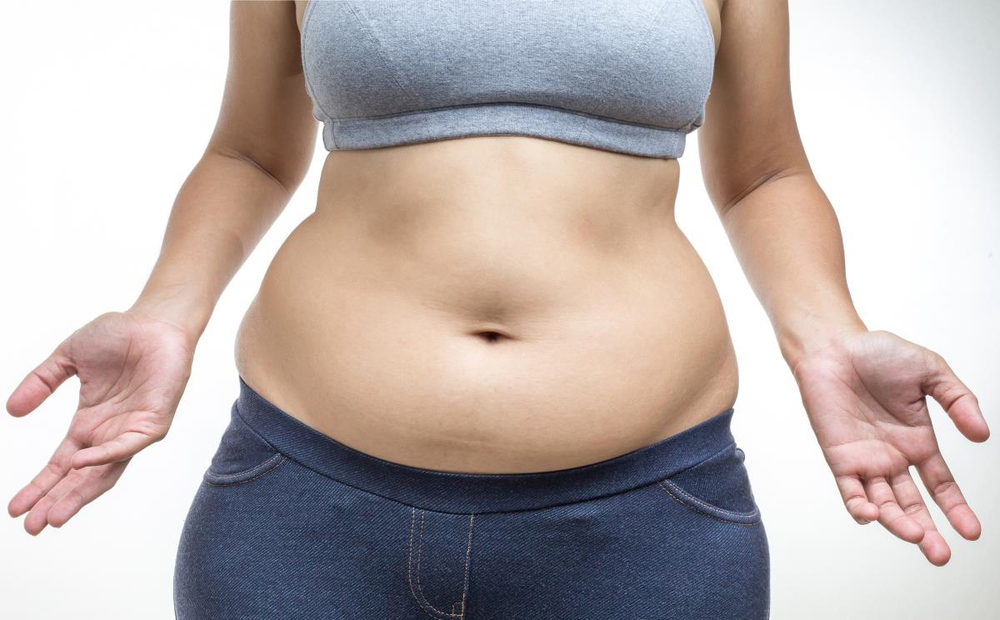 Женские способы избавиться от подкожного жира на животе