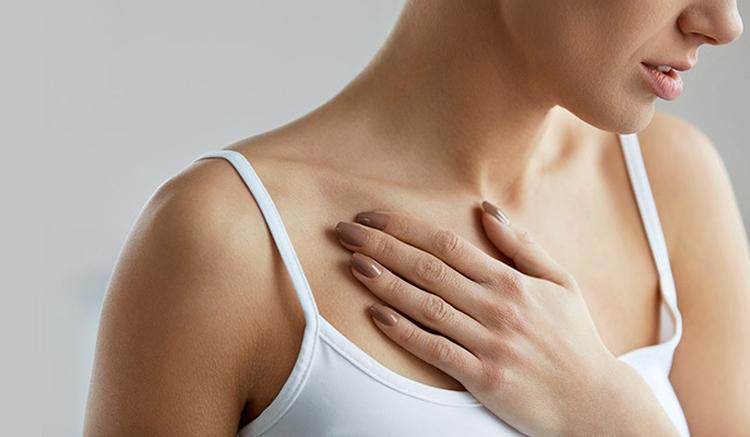 как избавиться от растяжек на груди лучшие процедуры