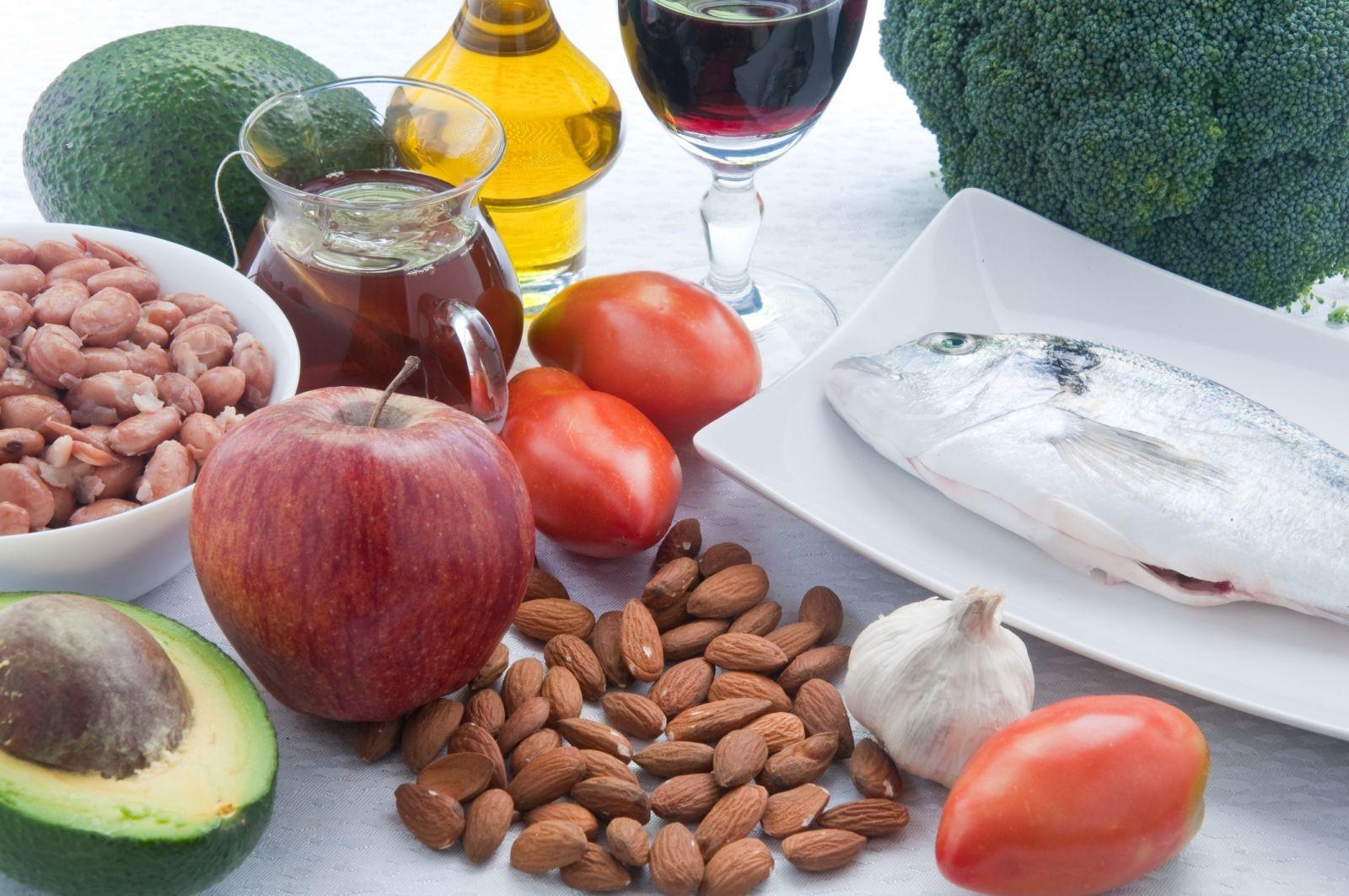 продукты от холестерина очищающие сосуды