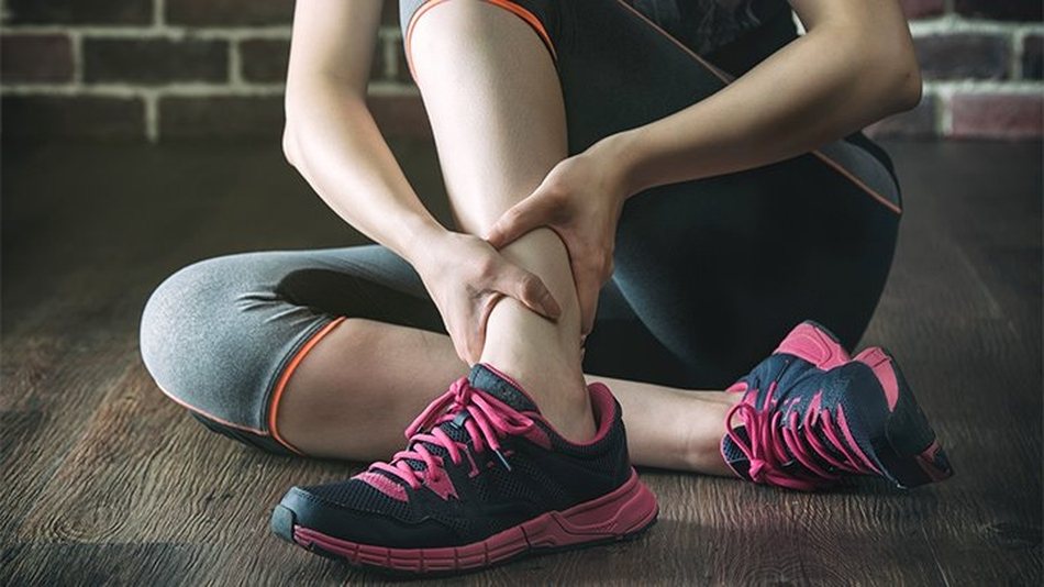 крепатура мышц как снять неприятные ощущения