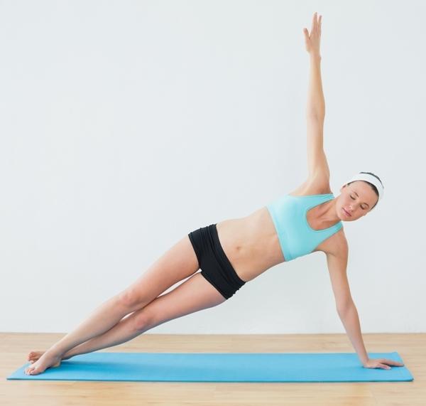 упражнение боковая планка как выполнять правильно