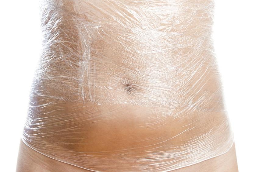 горячие обертывания для похудения как правильно делать