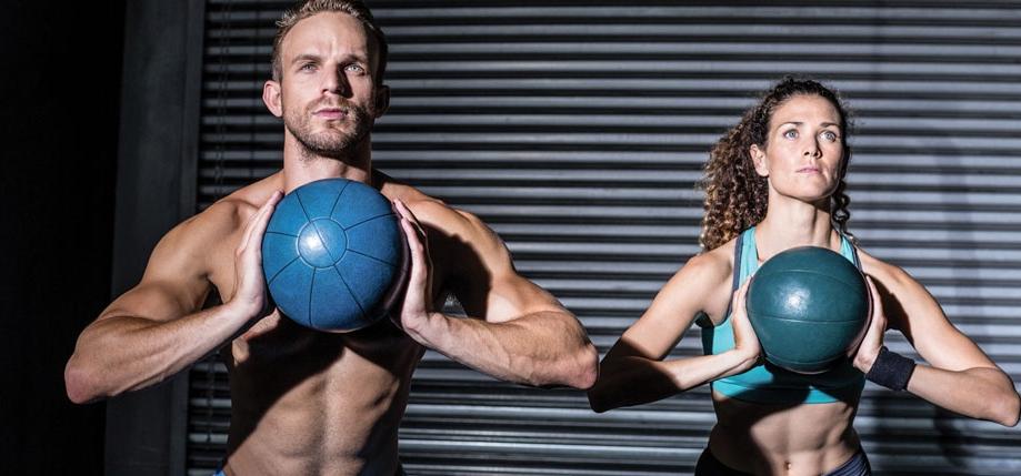 Медбол: как выбрать и тренироваться