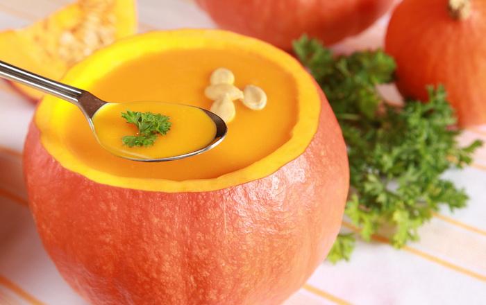 Как худеть на супе из тыквы?