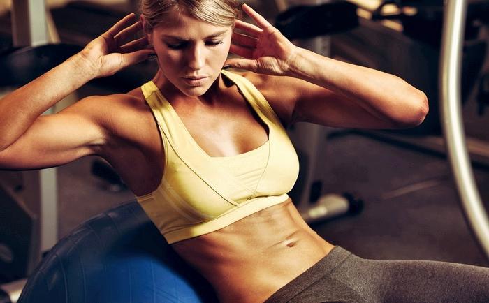 Пресс болит от растяжения мышцы