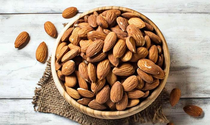 Миндальный орех для похудения