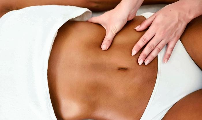 5 лучших массажей для похудения живота и боков