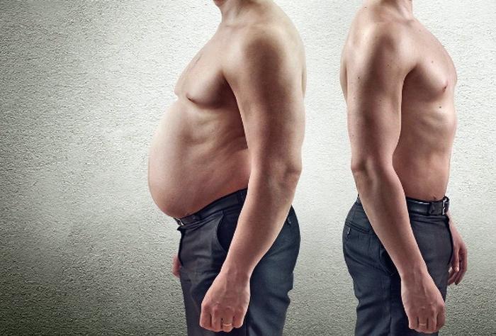 3 лучших способа сжечь жир на животе и боках мужчине