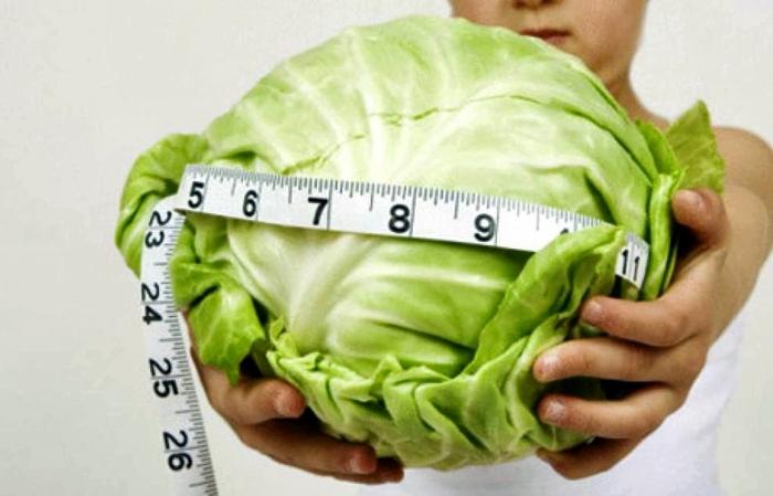 Можно ли есть капусту при похудении на ночь, на ужин, вечером