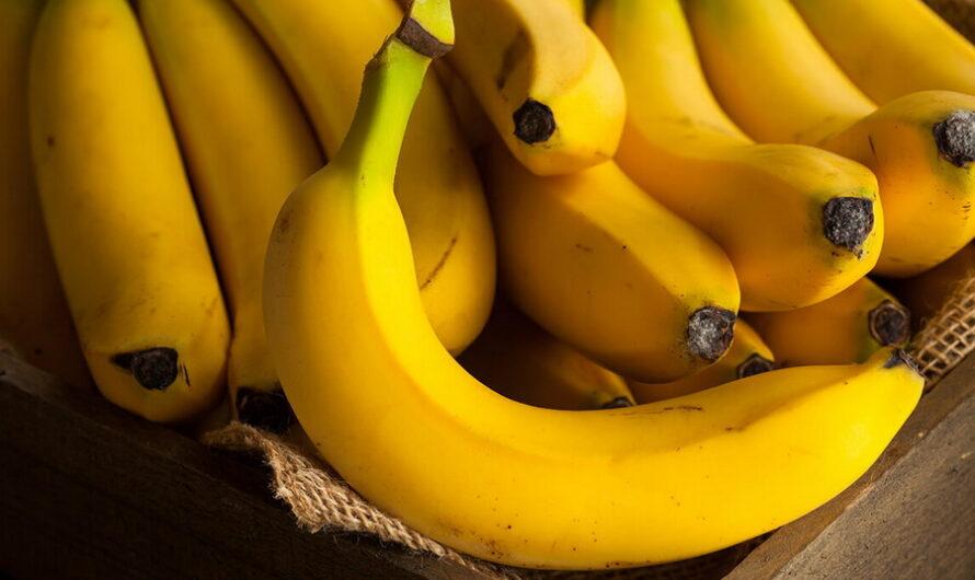 Когда и как можно есть бананы при похудении и диете