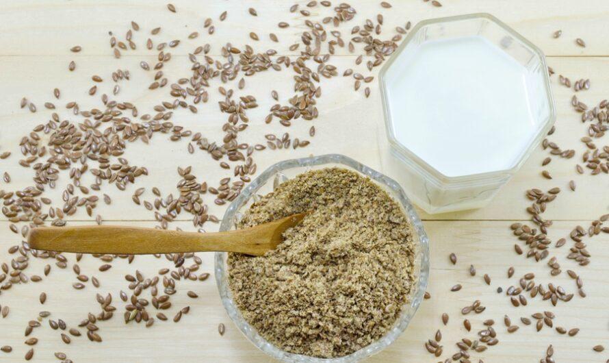 Льняная мука с кефиром – 3 лучших рецепта для похудения