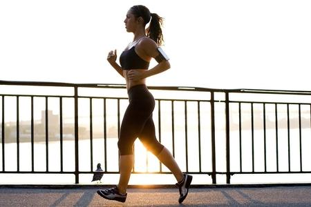 бег или ходьба для похудения
