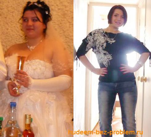 похудеть на 25 кг за месяц отзывы