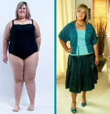 похудела на 20 кг за месяц фото