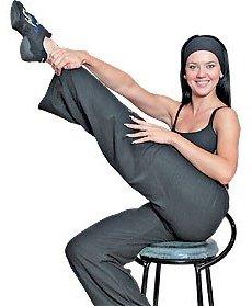 Фитнес-стриптиз упражнения 1