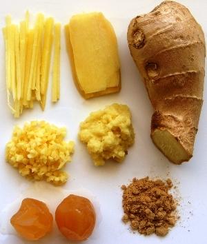 имбирь рецепты для похудения