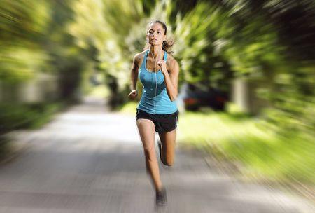 интервальный бег для похудения программа